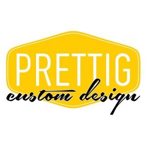 Prettig Custom Graphic Design   Web Design