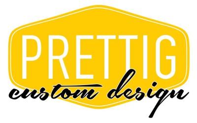 PRETTIG CUSTOM DESIGN – Graphic Design | Web Design